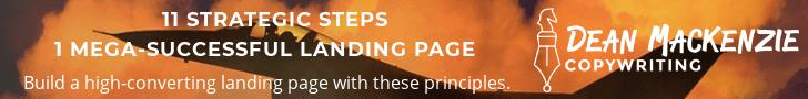Landing Page Copywriting Guide Banner